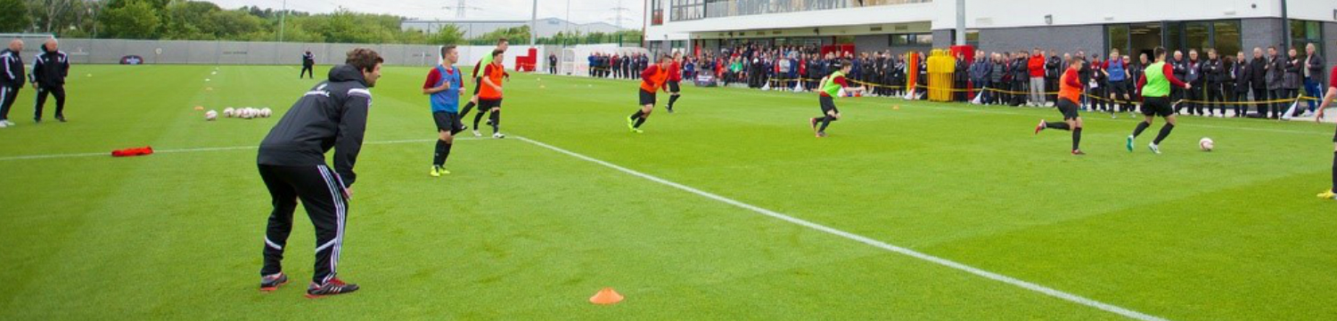 Pitch Perfect Bookings at the FAW Trust