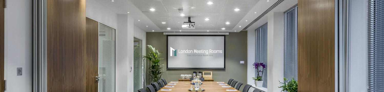 Launching the London Meeting Rooms Website & Booking System