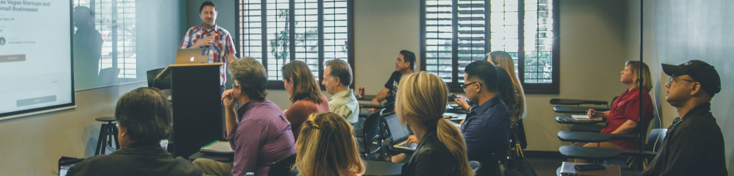 Returning Customers On Your Training Courses