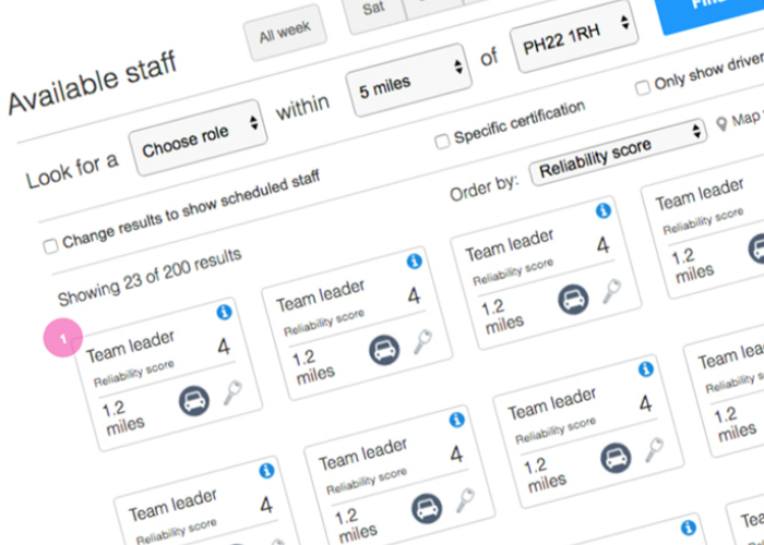 Unlike off-the-shelf software, a bespoke booking system will be tailored-made, built to your exact specification.