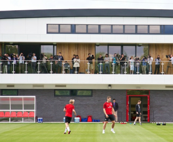 New Pitch and Room Booking System for the FAW Trust