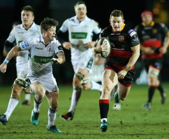 An Online Booking & CRM system for Dragons Rugby