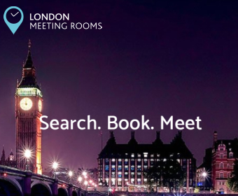 London Meeting Rooms Website and Booking System Goes Live