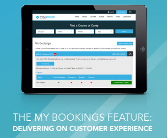 How thinkBooker's 'My Bookings' Adds Value to Your Customers