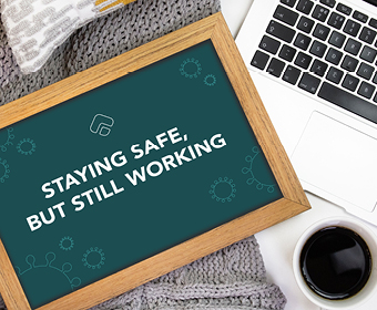 thinkBooker and Covid-19: Staying Safe, Still Working