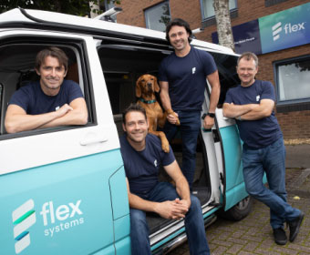 Introducing Flex Systems and New Investment for thinkBooker