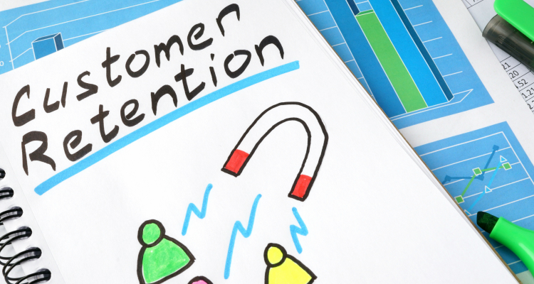 booking system and customer retention