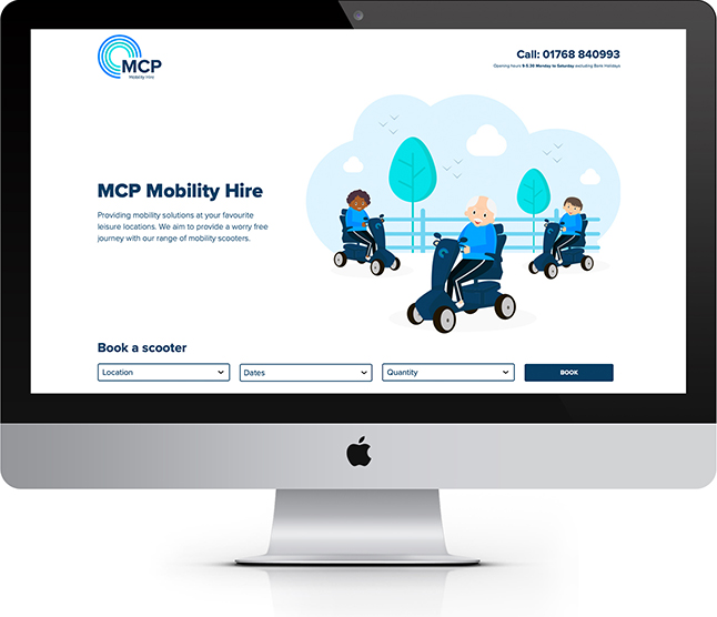 MCP facility hire booking system