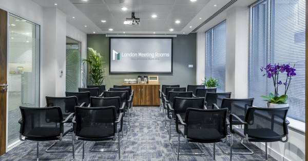 New Website and Booking System for London Meeting Rooms